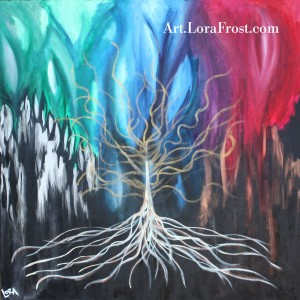 Original Oil Painting by Lora Frost