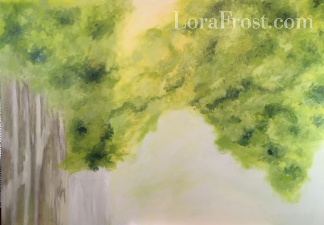 Hope & Strength Tree - Lora Frost